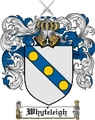 Thumbnail Whyteleigh Family Crest  Whyteleigh Coat of Arms