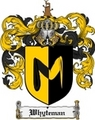 Thumbnail Whyteman Family Crest  Whyteman Coat of Arms