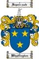 Thumbnail Whyttington Family Crest  Whyttington Coat of Arms