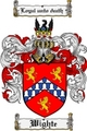 Thumbnail Wighte Family Crest  Wighte Coat of Arms