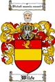 Thumbnail Wilde Family Crest  Wilde Coat of Arms
