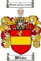 Thumbnail Wilder Family Crest  Wilder Coat of Arms