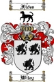 Thumbnail Wiley Family Crest  Wiley Coat of Arms