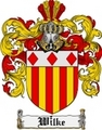 Thumbnail Wilke Family Crest  Wilke Coat of Arms