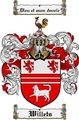 Thumbnail Willets Family Crest  Willets Coat of Arms