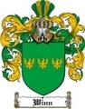 Thumbnail Winn Family Crest  Winn Coat of Arms