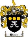 Thumbnail Witten Family Crest  Witten Coat of Arms