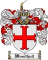 Thumbnail Woodhull Family Crest  Woodhull Coat of Arms
