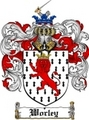 Thumbnail Worley Family Crest  Worley Coat of Arms