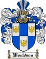 Thumbnail Wouldson Family Crest  Wouldson Coat of Arms