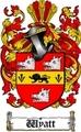 Thumbnail Wyatt Family Crest  Wyatt Coat of Arms