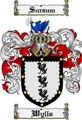 Thumbnail Wylls Family Crest  Wylls Coat of Arms