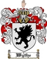 Thumbnail Wythe Family Crest  Wythe Coat of Arms