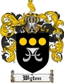 Thumbnail Wyton Family Crest  Wyton Coat of Arms