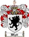 Thumbnail Wytt Family Crest  Wytt Coat of Arms