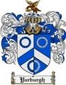Thumbnail Yarburgh Family Crest  Yarburgh Coat of Arms