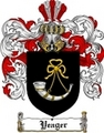 Thumbnail Yeager Family Crest  Yeager Coat of Arms