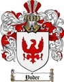 Thumbnail Yoder Family Crest  Yoder Coat of Arms