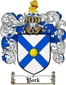 Thumbnail York Family Crest / York Coat of Arms