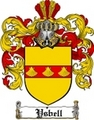 Thumbnail Ysbell Family Crest  Ysbell Coat of Arms