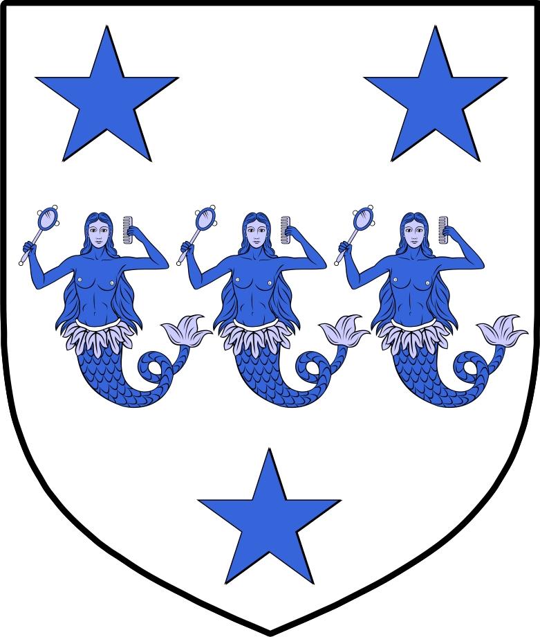 MacAuliffe Family Crest / Irish Coat of Arms Image ...