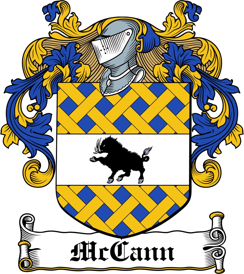 Mccarthy Crest Meaning