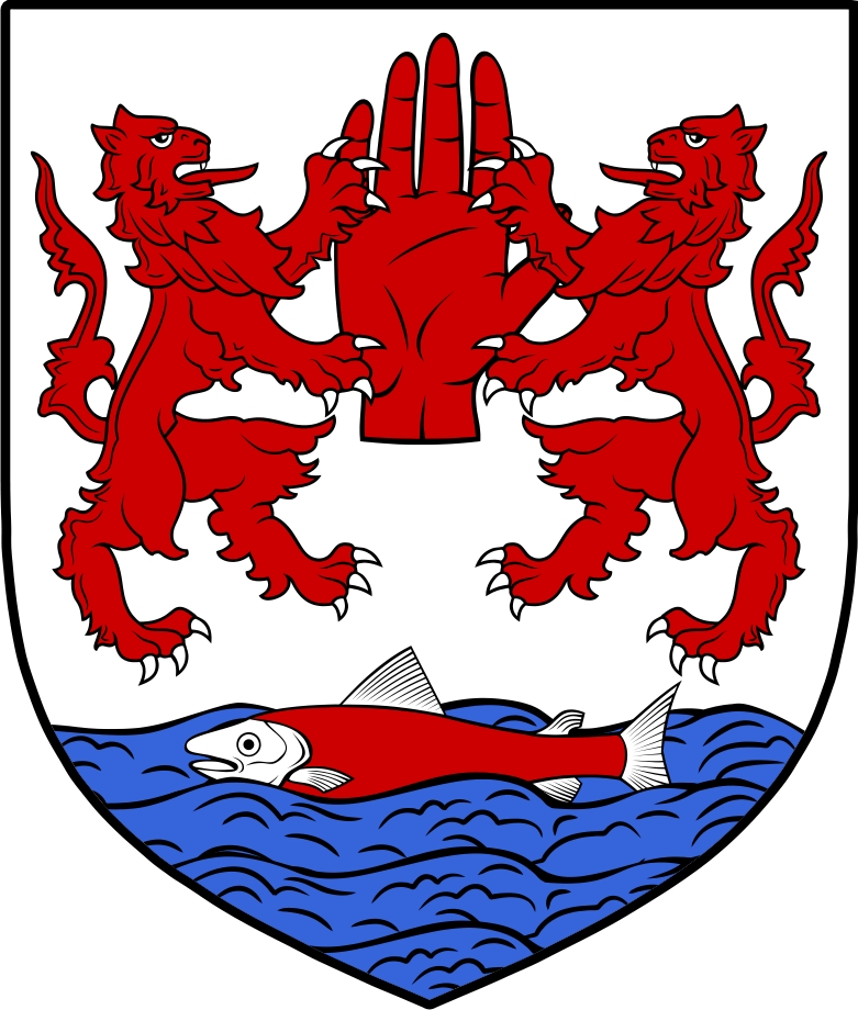 O Donnelly Family Crest Irish Coat Of Arms Image