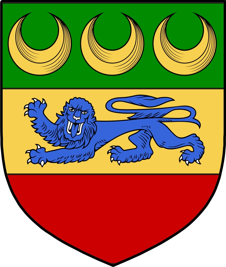 O Heffernan Family Crest Irish Coat Of Arms Image