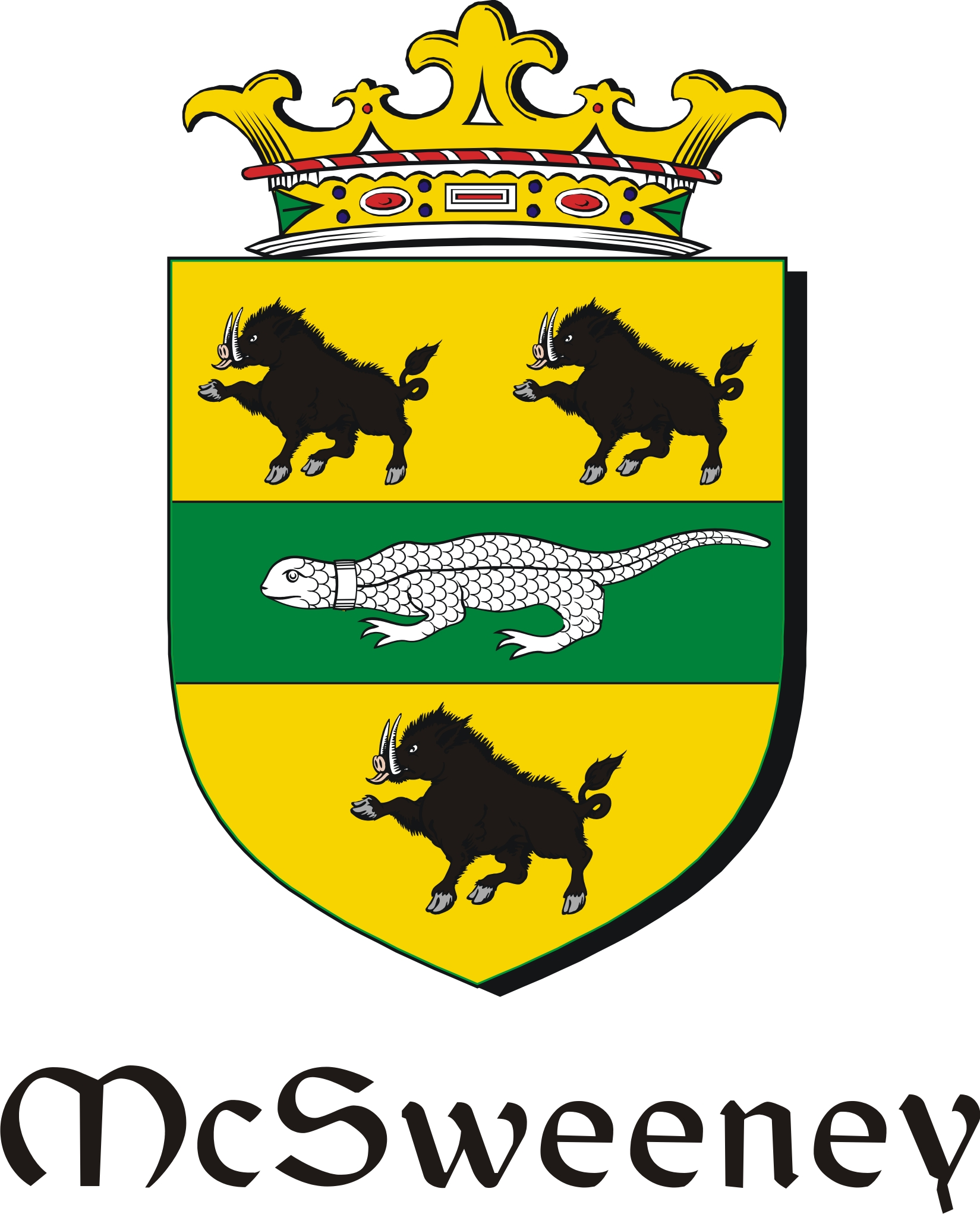 Sweeney mc family crest irish coat of arms image download downl pay for sweeney mc family crest irish coat of arms image download altavistaventures Image collections