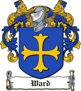 Pay for Ward Family Crest / Irish Coat of Arms Image Download
