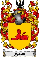 Pay for Apicelli Family Crest  Apicelli Coat of Arms