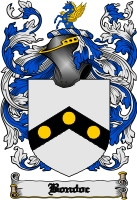 Pay for Bondoc Family Crest  Bondoc Coat of Arms