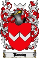 Pay for Borowy Family Crest  Borowy Coat of Arms