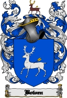 Pay for Bowen Family Crest / Bowen Coat of Arms