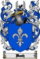 Pay for Bush Family Crest  Bush Coat of Arms