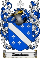 Pay for Casselman Family Crest  Casselman Coat of Arms