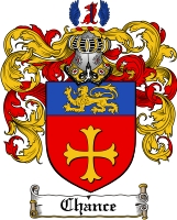 Pay for Chance Family Crest  Chance Coat of Arms