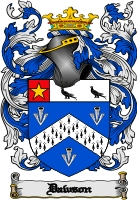 Pay for Dawson Family Crest  Dawson Coat of Arms