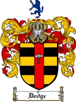 Pay for Dodge Family Crest  Dodge Coat of Arms
