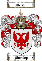 Pay for Dunlop Family Crest  Dunlop Coat of Arms
