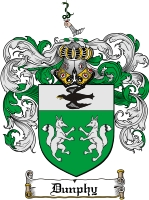 Pay for Dunphy Family Crest  Dunphy Coat of Arms