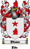 Pay for Elixson Family Crest  Elixson Coat of Arms