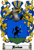Pay for Farkas Family Crest  Farkas Coat of Arms