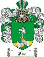Pay for Fay Family Crest  Fay Coat of Arms