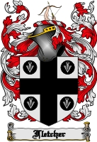Pay for Fletcher Family Crest / Fletcher Coat of Arms