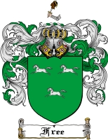 Pay for Free Family Crest  Free Coat of Arms