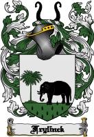 Pay for Frylinck Family Crest  Frylinck Coat of Arms Digital Download