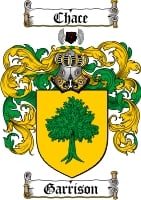 Pay for Garrison Family Crest / Garrison Coat of Arms