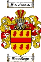 Pay for Goodwyn Family Crest  Goodwyn Coat of Arms