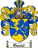 Pay for Goold Family Crest  Goold Coat of Arms